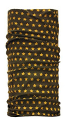 Wind Xtreme Gold Stars Scarf Neck for Children, Multicolor, One Size