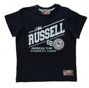 Russell Athletic Child t-hirt with simple-A59091190NA 104H/A4