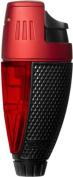 Colibri Lighter Model Talon Red Transparent Laser Ignition