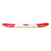 The Skate Art Factory sk5789 Etagere Skate Canada Small Wood 60x15x1 cm