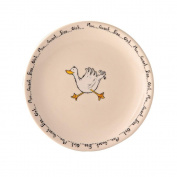 Price and Kensington Home Farm Side Plate, Ceramic, Multi-Colour, 20 cm