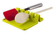 Tomorrow's Kitchen (Formally Vacu Vin) Utensil Rest, Green
