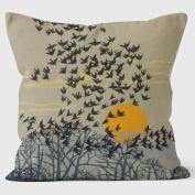 Starlings - Robert Gillmor