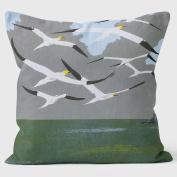 Gannets Fastnet Rock - Robert Gillmor
