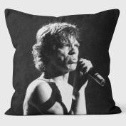 Mick Jagger - Original Photo Art Print Cushion
