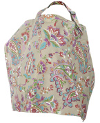 Simplicity Women Nursing Cover Breastfeeding Baby Blanket Poncho Cotton Colourful