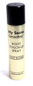 My Secret Correctives Root Touch-Up Spray 60ml - 3 Cans