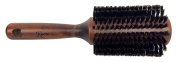 Rucci Large Round Wooden Hairbrush