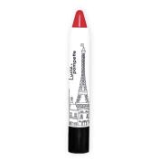 Lucie + Pompette Beauty Rouge La La Creme De Paris, Matte True Red, 5ml