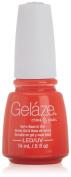 Gelaze Gel-N-Base Polish, Pool Party, 0.5 Fluid Ounce