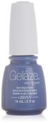 Gelaze Gel-N-Base Polish, Secret Peri-Wink-Le, 0.5 Fluid Ounce