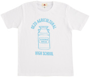 spoon T-shirt milk cans white size of dh silver