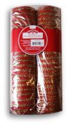 2 Pack Holiday Time Decorative Mesh - 11m