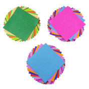 Honbay 54 Sheets Colourful Double Colour Origami Paper 15 x 15cm
