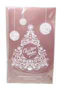 Scented Wardrobe Hanger - Double Scented Sachet in - Pomegranate & Clove