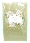 Scented Wardrobe Hanger - Double Scented Sachet in - Vanilla Spices & Nutmeg