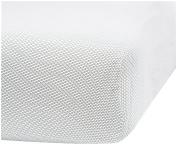 Oilo Mosi Crib Sheet, Pewter/Stone