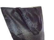 Waterproof Lightweight Travel Luggage Totes Beach Black Tole Bag