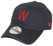 Washington Senators New Era MLB 9Twenty Cooperstown Adjustable Navy Hat