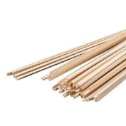 Bass Wood 1/32 X 1/8 x 24 (30) BWS3003