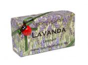 Alchimia LAVENDA, Vegetable Handmade soap Bar from Italy