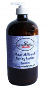 Goat Milk and Honey Lotion, Lavender 950ml