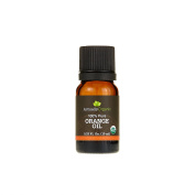 ActuallyOrganic 100% Pure and Natural Orange Oil to Beautify your Skin, Great Natural Household Cleaner and Aroma