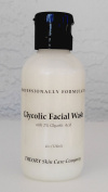 Glycolic Acid Facial Wash with Botanicals, Anti Ageing, Wrinkles,Sun Spots