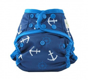 Sweet Pea One-Size Reusable Swim Nappy, Anchor