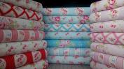 21 Fat Quarters Bundle of Tanya Whelan's RAMBLING ROSE Cotton fabrics for FreeSpirit ~ 5.25 yards total