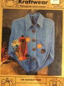 Karen's Kraftwear Applique for Clothing - Harvest Time