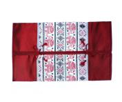 Thai Silk Tissue Box Cover Holder Luxury Home Decoration