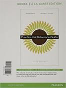 Prentice Hall Reference Guide, Books a la Carte Edition