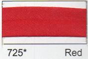 Berisfords R77750/725 | Red Polycotton Bias Binding | 50mm x 20m