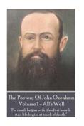 The Poetry of John Oxenham - Volume 1
