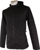 McKinley Men Fleece Jacket Dondo Black