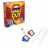 Speak Out Game, Top Rated Toys,the Hilarious Adult Phrase Card Game, Mouth Guard Challenge Game,Family Party Game