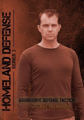 Aggressive Defence Tactics with Ray Ellingsen - Homeland Defence Series 3 DVD