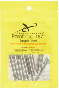Carbon Express Parabolic Points Fits Medallion XR 400-600 120-100 Grain (12 Pack), Small