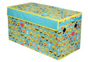 Emoji Pals Collection Collapsible Storage Trunk