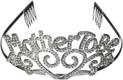 Metal Mother To Be Tiara Baby Shower Mom Gift Crown