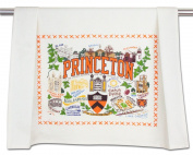 PRINCETON UNIVERSITY COLLEGIATE DISH TOWEL - CATSTUDIO