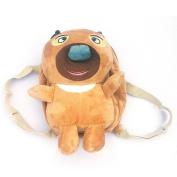Kid's Baby Gift Cute Soft Plush Animal Cartoon School Bag Shoulder Bag Backpack Toy Bag Multipurpose