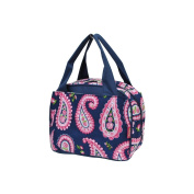 Paisley Print NGIL Insulated Lunch Bag