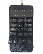 Angelina's Palace EZE Jewellery Hanger Organiser home storage hanger detachable holders with travel case