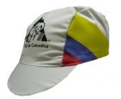 Cafe Colombia Cycling Cap