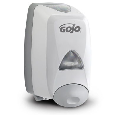 GOJO 5150-06 Dove Grey FMX 12 Dispenser with Glossy Finish