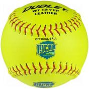 Dudley NJCAA Thunder Heat Fast Pitch Softball - 12 pack