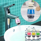 New 1 PC Carbon Home Household Kitchen Mini Faucet Tap Water Purifier Filter Filtration