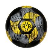 BVB Ball with Shell Design (Size R 1/2 One Size